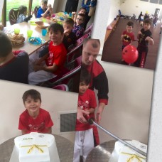 Taekwondo Birthday Parties
